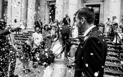 Aimee + Glenn | Old Marylebone Town Hall