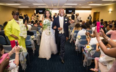 Delroy + Emma | Streatham + Wandsworth Wedding